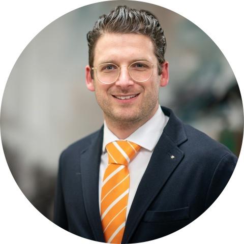 Dennis Eggen : Vice-Voorzitter