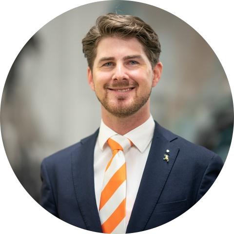 Mark Meijer : Voorzitter