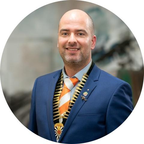 Pim van Daatselaar : Tafelgeweten - sergeant at arms