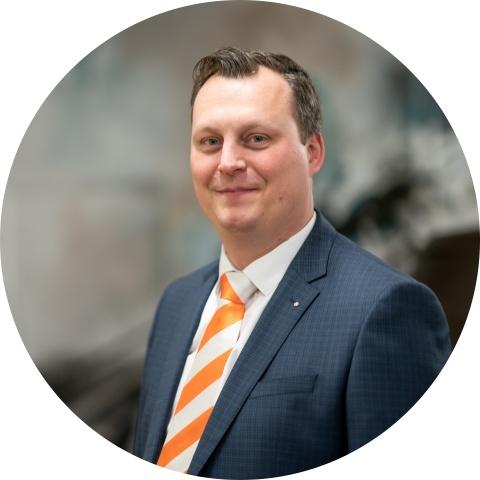 Steffen Schneiders : Tafelgeweten - sergeant at arms
