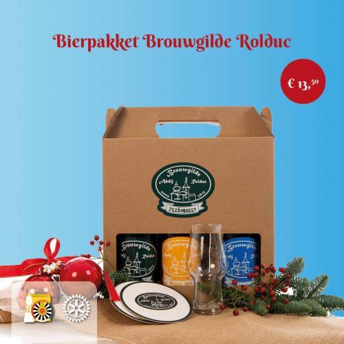 Pakket A: Bierpakket Brouwgilde Rolduc